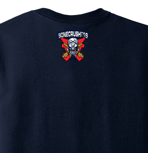 "3-320th B BTRY ""Bonecrusher"" Shirt"