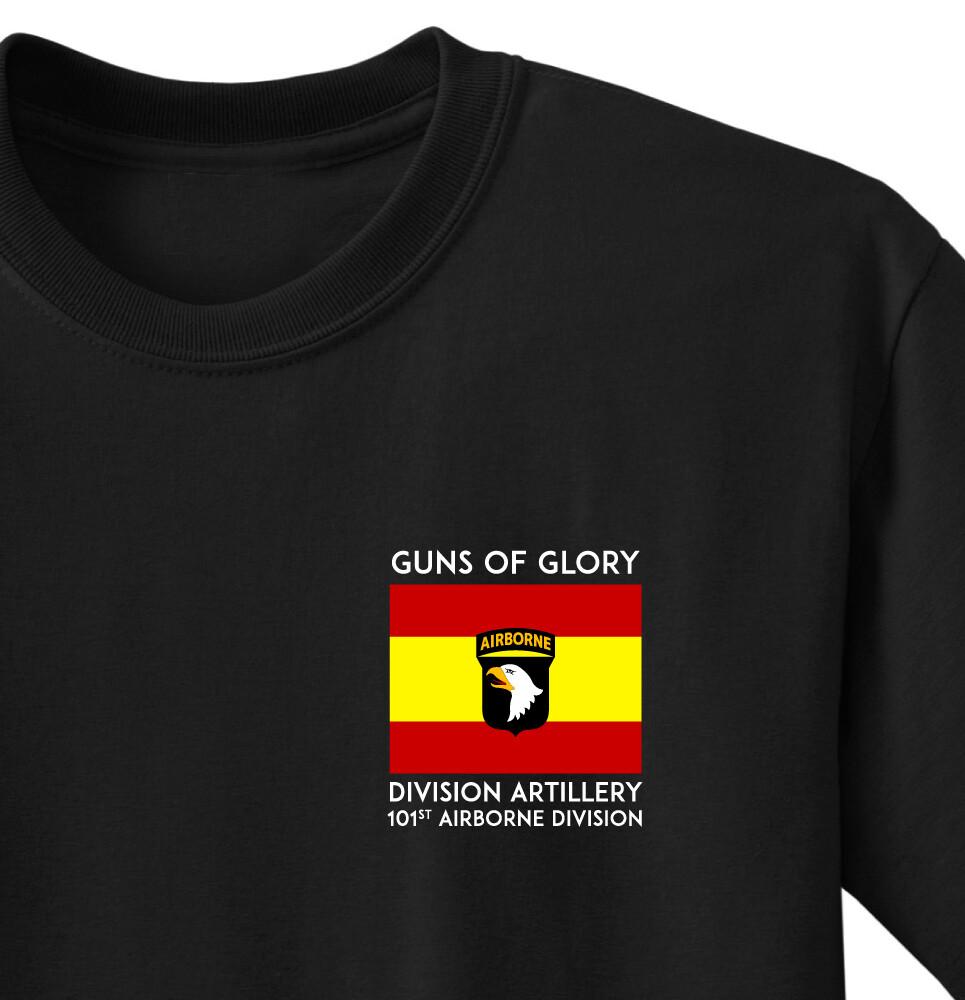 "101st DIVARTY ""Guns of Glory"" Shirt"