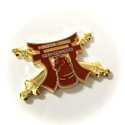 Red Knight Rakkansans 3-320th Coin