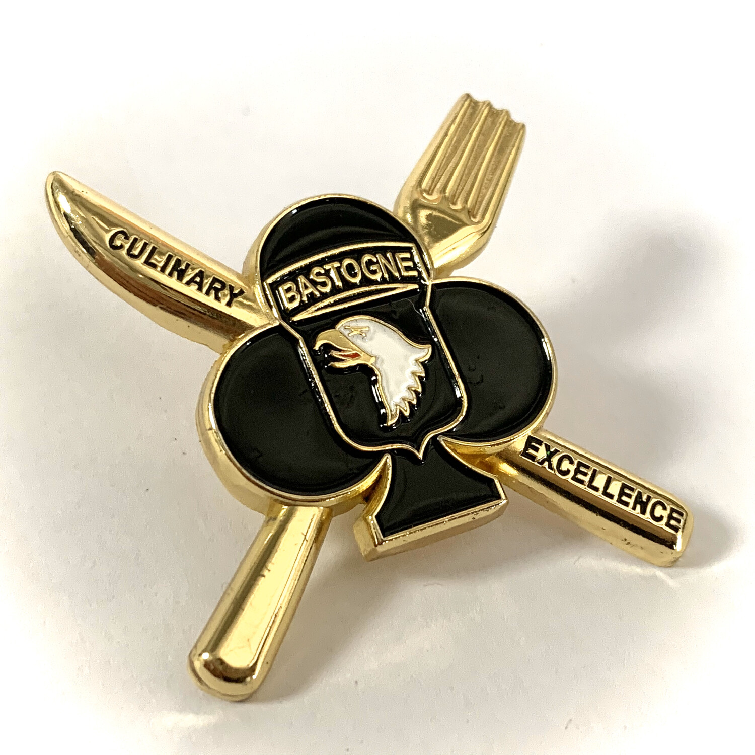 1BCT Culinary Excellence Pin