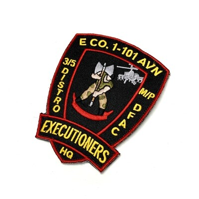 E Co. 1-101 Legacy Patch