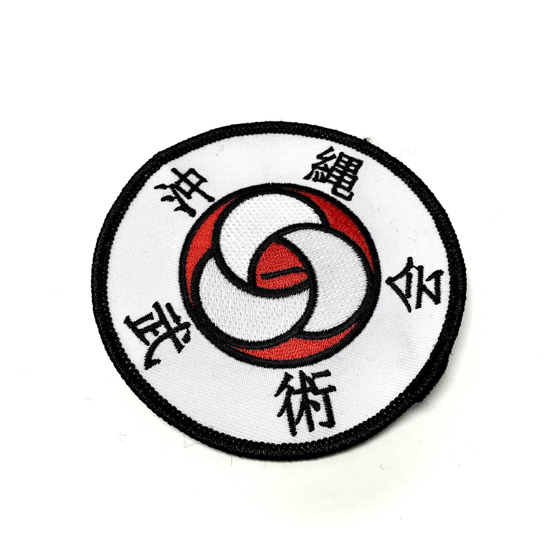 Martial Arts Patch
