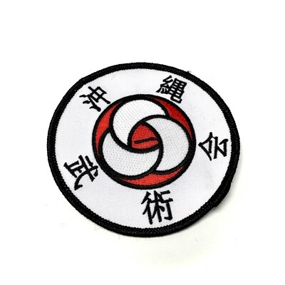 Martial Arts Patch