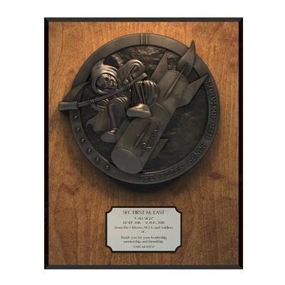 E Co 160th SOAR(A) Plaque