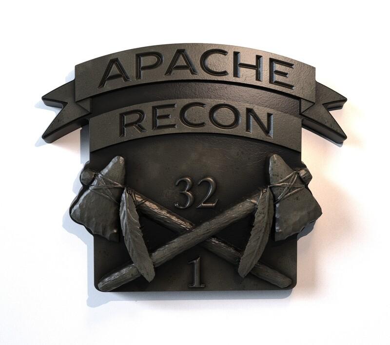 Apache 1-32 CAV