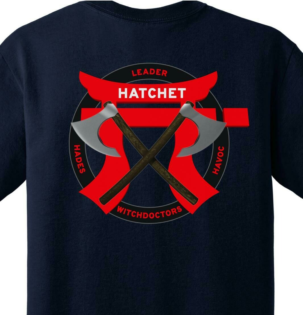 HATCHET 1-187th PT Shirt