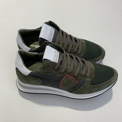 Sneaker Running Militare PHILIPPE MODEL