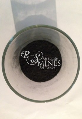 RS007, 99%+ Carbon, Natural Crystalline Vein Graphite, 7 micron aps, 10Kg