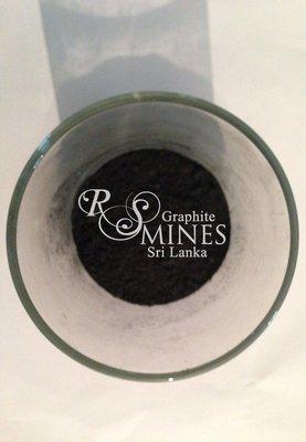 RS007, 99%+ Carbon, Natural Crystalline Vein Graphite, 7 micron aps, 50Kg