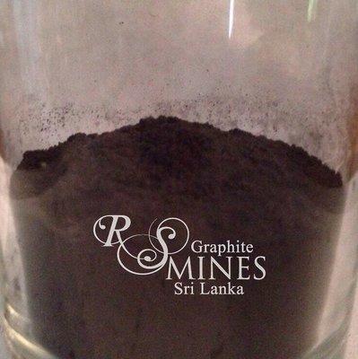 RS007, 99%+ Carbon, Natural Crystalline Vein Graphite, 7 micron aps, 15Kg