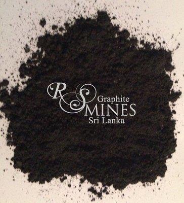 RS007, 99%+ Carbon, Natural Crystalline Vein Graphite, 7 micron aps, 1Ton