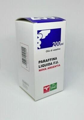 PARAFFINA LIQUIDA F.U. 200 ML.