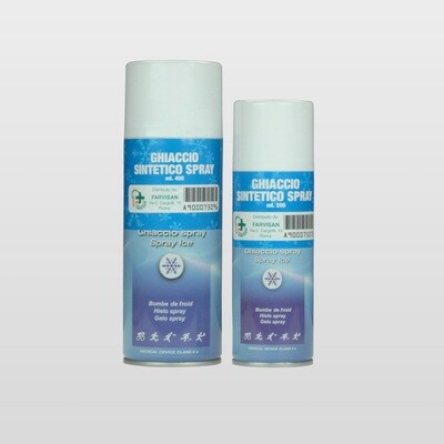 Ghiaccio spray istantaneo 200 ml.