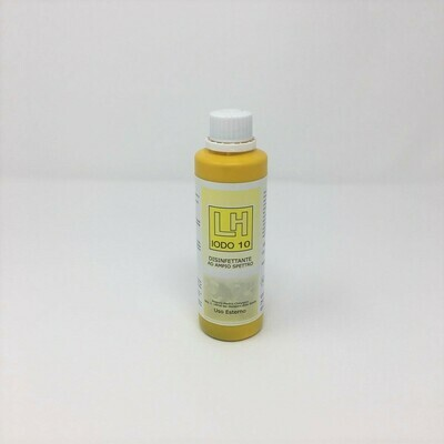 IODIO DISINFETTANTE 125 ML.