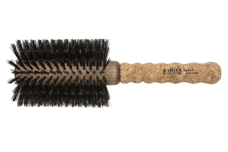 IBIZA HAIR EX5 BRUSH - EXTRA LARGE (80MM)