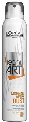 L'OREAL TECNI.ART MORNING AFTER DUST DRY SHAMPOO 200ml