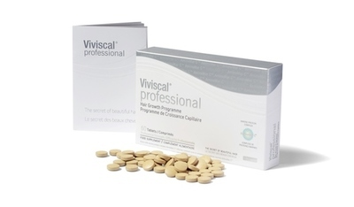 VIVISCAL PROFESSIONAL HAIR GROWTH PROGRAMME 60 TABLETS