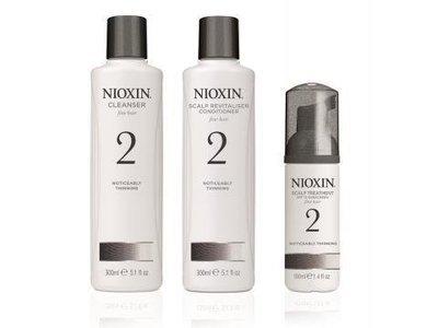 NIOXIN SYSTEM 2 TRIAL KIT XXL