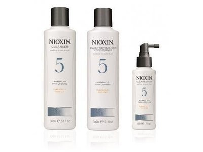 NIOXIN SYSTEM 5 TRIAL KIT XXL