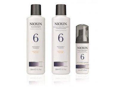 NIOXIN SYSTEM 6 TRIAL KIT XXL