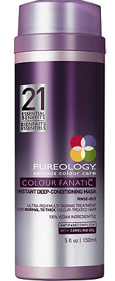 PUREOLOGY COLOUR FANATIC INSTANT DEEP-CONDITIONING MASK 150ml