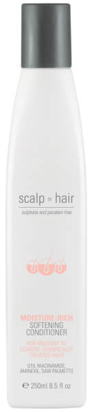 NAK HAIR SCALP TO HAIR MOISTURE-RICH SOFTENING CONDITIONER 250ml