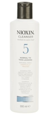 NIOXIN SYSTEM 5 CLEANSER 300ml