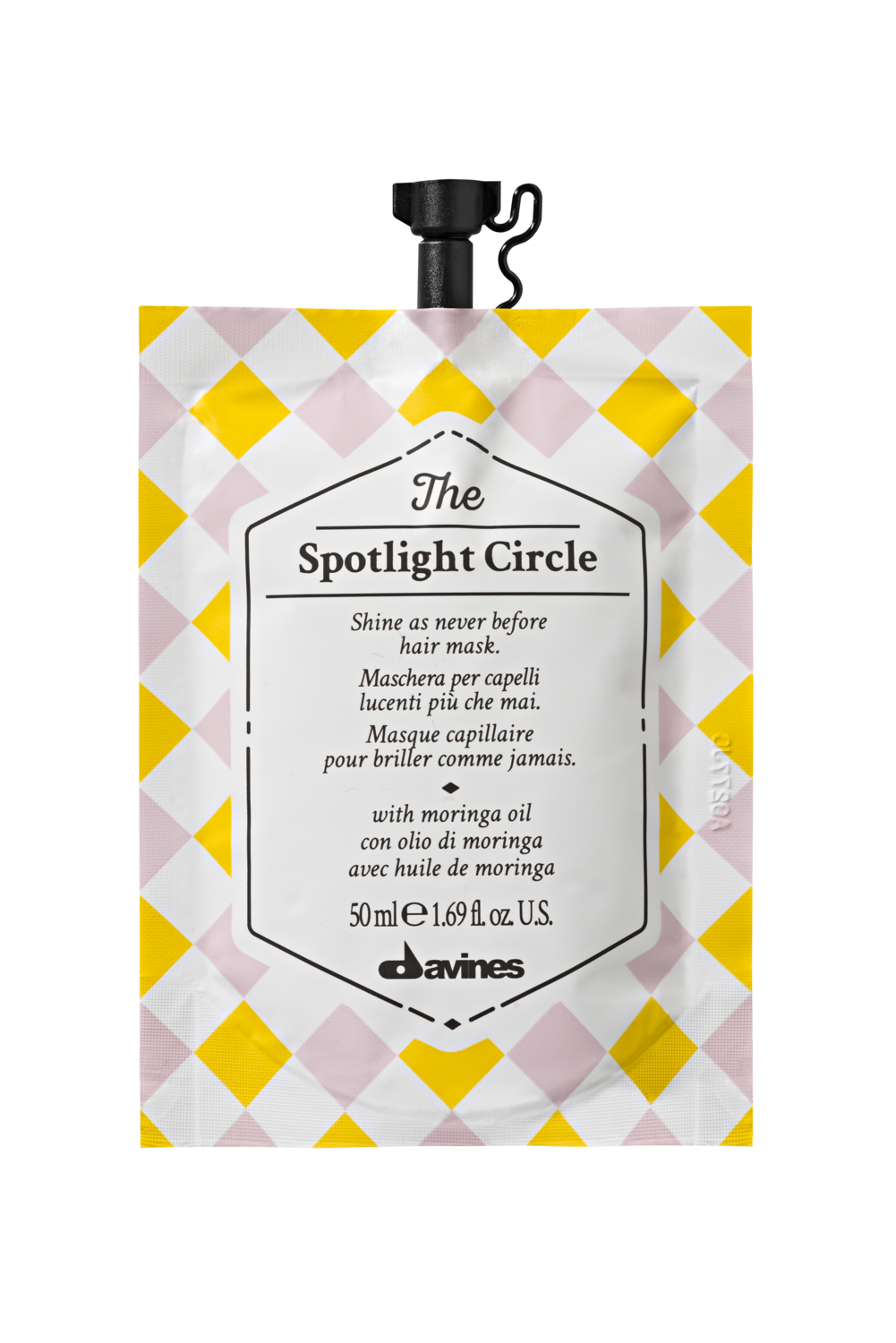 DAVINES THE SPOTLIGHT CIRCLE 50ml