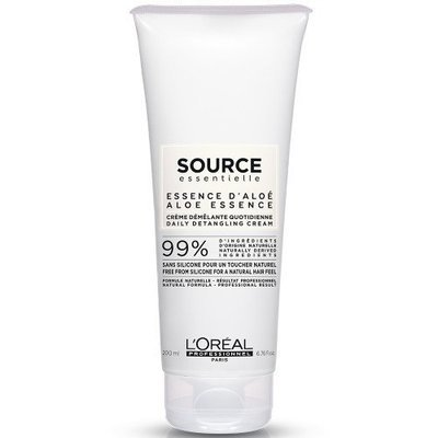 LOREAL SOURCE ESSENTIELLE DAILY DETANGLING CREAM 200ml