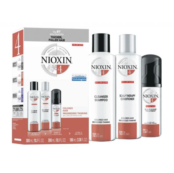 NIOXIN SYSTEM 4 TRIAL KIT XXL