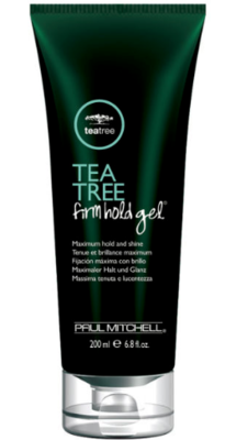 PAUL MITCHELL TEA TREE FIRM HOLD GEL 75ml