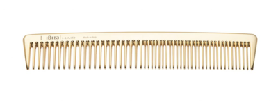 IBIZA HAIR GOLD STYLING COMB