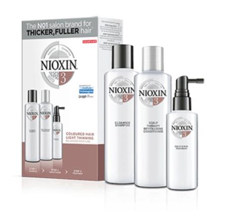 NIOXIN SYSTEM 3 TRIAL KIT XXL