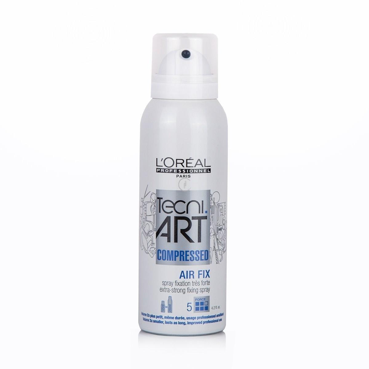 L'OREAL TECNI ART AIR FIX SPRAY COMPRESSED 125ml