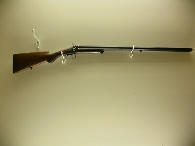 17 Husqvarna mod. 51 12 ga double barrel shotgun hammered ser # 156490