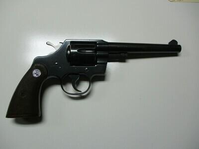 23 Colt mod. Official Police 38 Spec CTG cal revolver ser # 927816