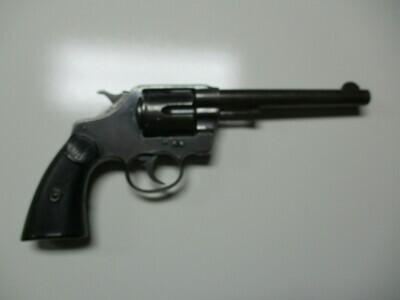 21 Colt mod. 1895 32 WCF cal revolver ser # 1990