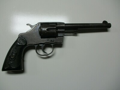 22 Colt mod. 1895 double action 41 cal revolver ser # 684