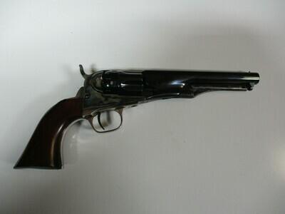 26 Colt mod. 1862 Police 36 cal revolver w/cleaning kit NIB ser # 61178