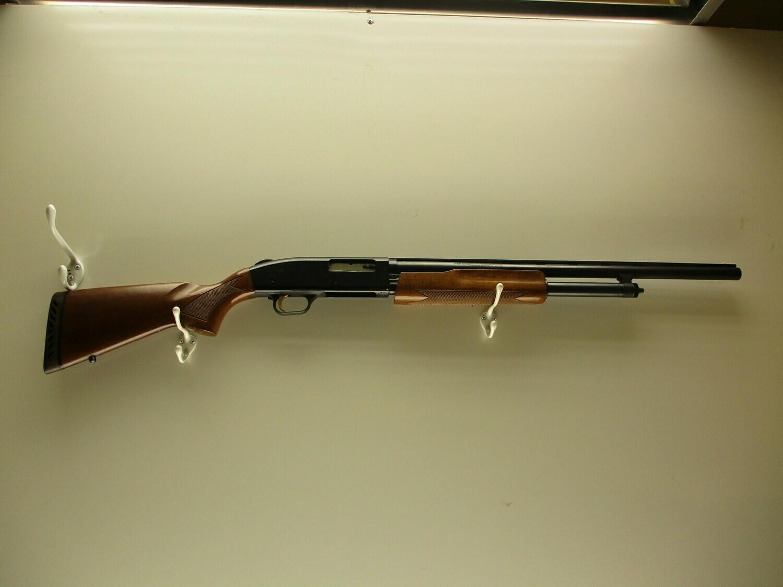 "32 Mossberg mod. 500C 20 ga pump shotgun 2-3/4"" & 3"" shells 22"" vent rib bbl w/Accu Choke ser # R661583"