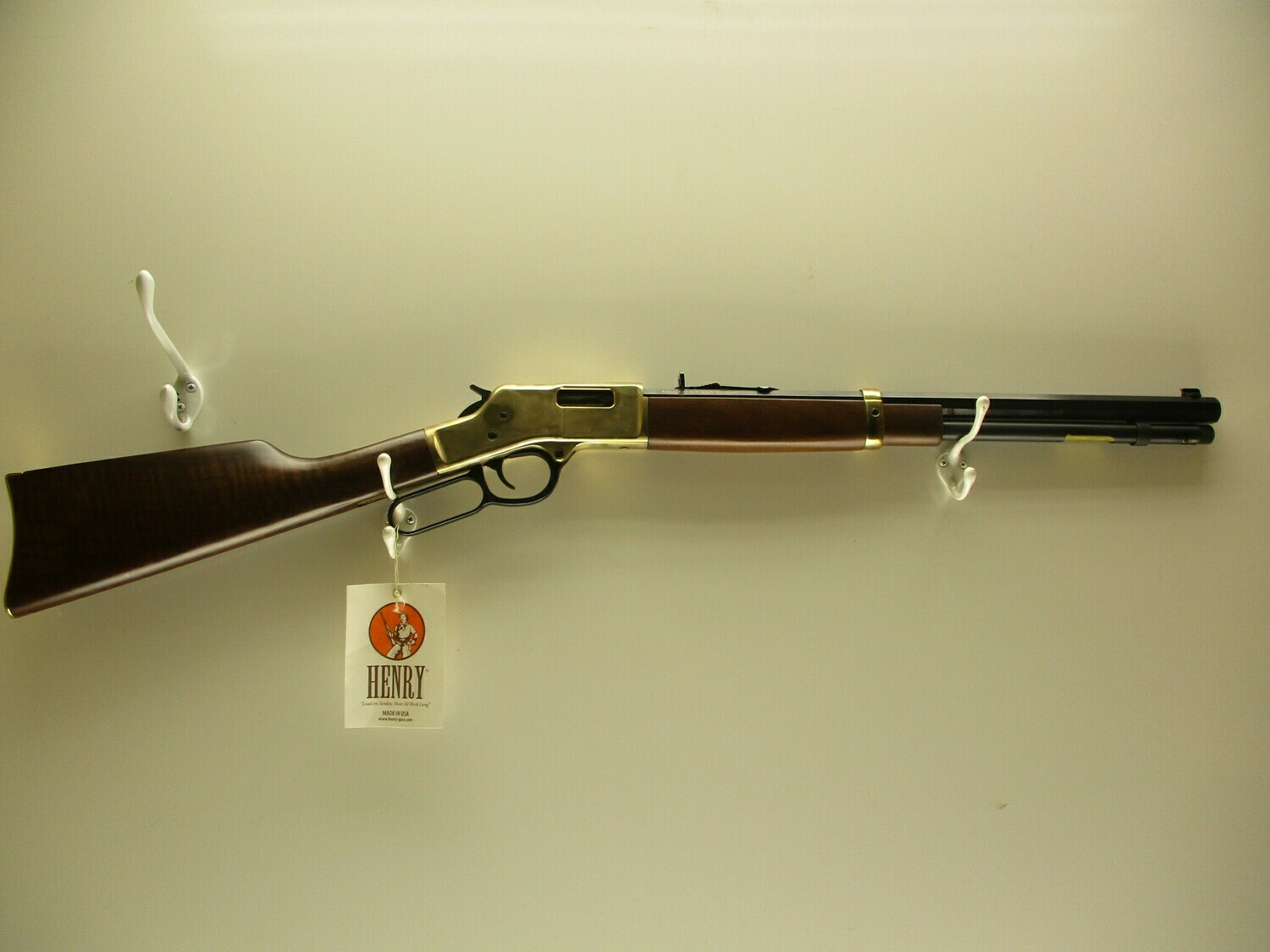 34 Henry mod. Big Boy 44 REM MAG cal lever action rifle octagon bbl NIB ser # BB26091