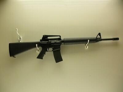 44 Colt mod. AR-15 223 cal semi auto rifle Match Target Competition (HBAR) 20 rds fired total ser # CCH034861