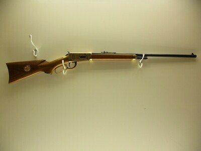 42 Winchester mod. 94 Lone Star Commemorative 30-30 WIN cal lever action rifle half round half octagon 26