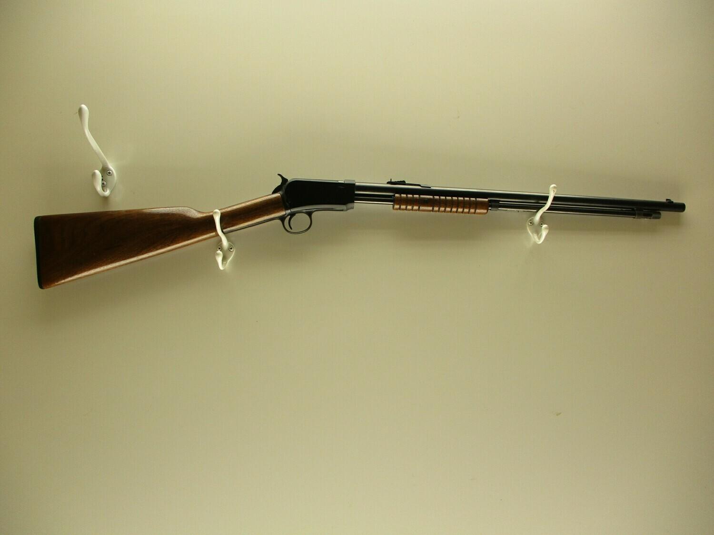 50 Winchester mod. 1906 22 S-L-LR cal pump rifle ser # 400077