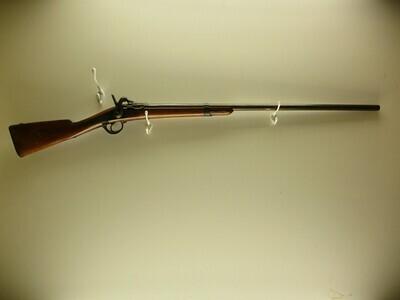 52 Hunter mod. S.S. 12 ga side swing shotgun ser # N856
