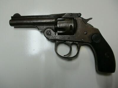 55 US Revolver Co. mod Break Over 32 cal antique revolver ser # 59693