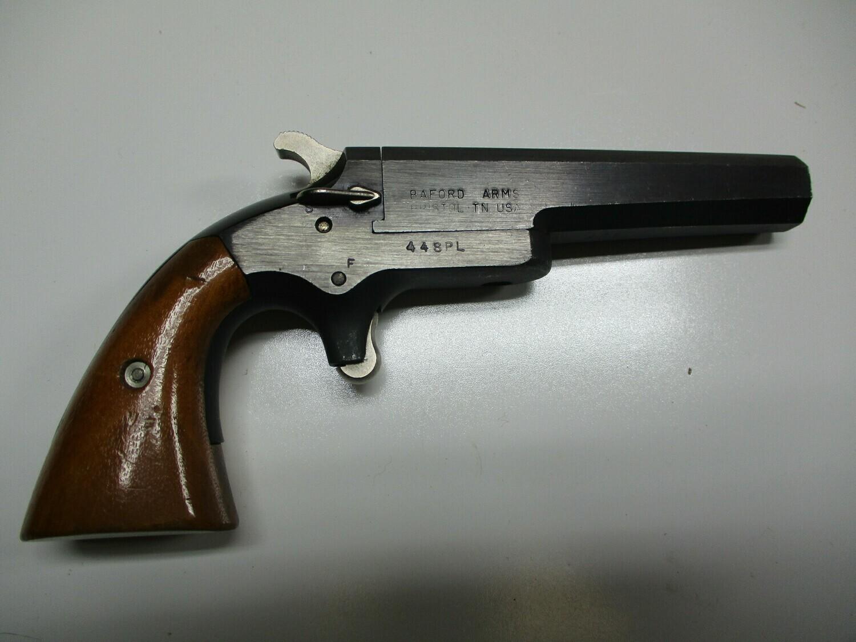 56 Baford Arms mod. Thunder 410 ga & 44 SPC single shot pistol ser # C45827