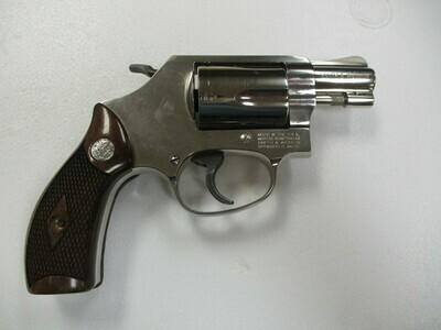 6 Smith & Wesson mod 36-10 .38 S&W SPL cal revolver