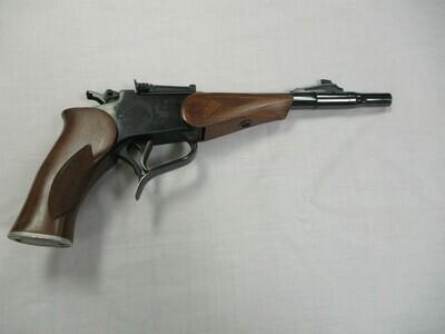 9 Thompson CTR Arms mod Target 45 cons colt cal