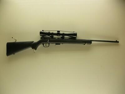14 Savage mod 93 22 WMR only B/A rifle